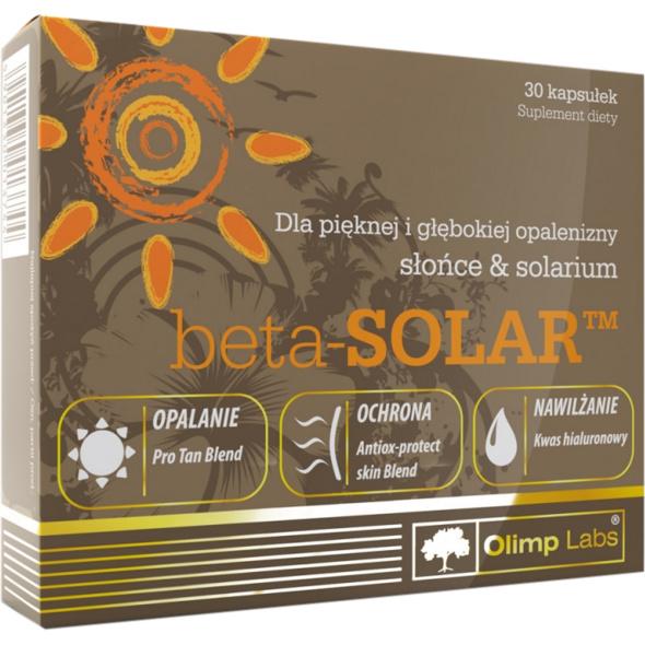 Olimp Beta Solar 30 Kapseln