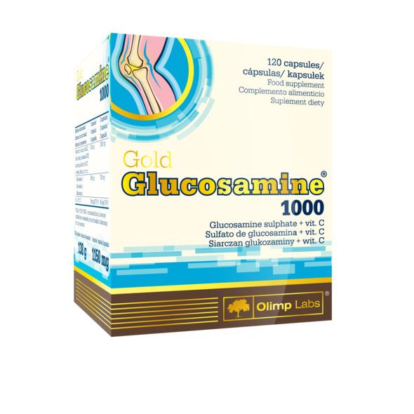Olimp Gold Glucosamine 1000 60 Kapseln