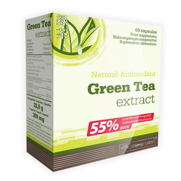 Olimp Green Tea 60 Kapseln