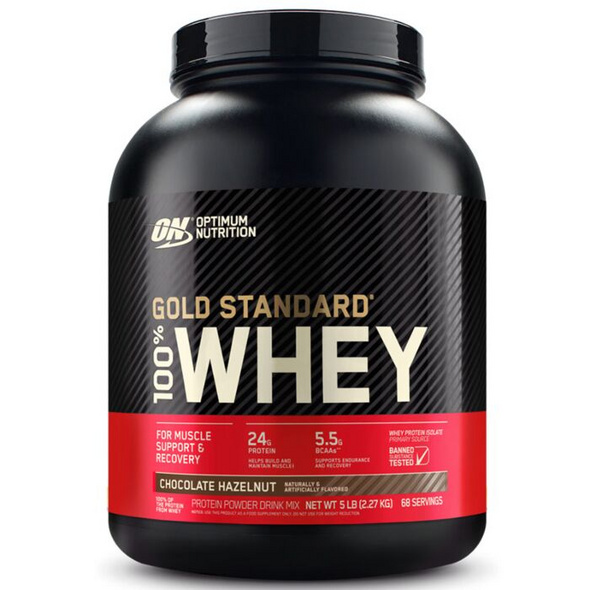 Optimum Nutrition 100% Whey Gold Standard 2270g-White Chocolate