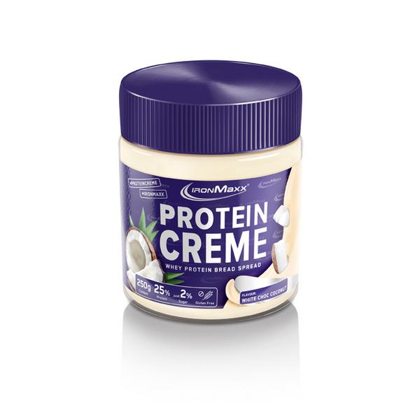 IronMaxx Protein Creme 250g-Mandel-Schokolade