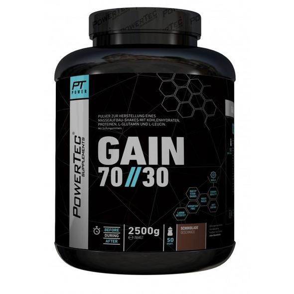 PowerTec 70/30 Gain Complete+ 2500g-Vanille