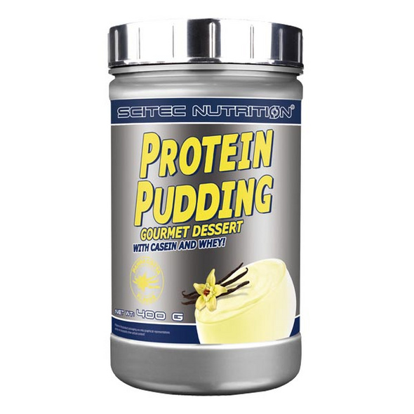 Scitec Nutrition Protein Pudding 400g - Panna Cotta