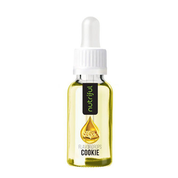 Nutriful Flavor Drops 30ml-Marzipan