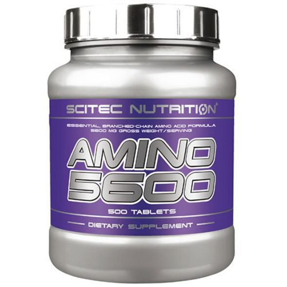 Scitec Nutrition Amino 5600 500 Tabletten