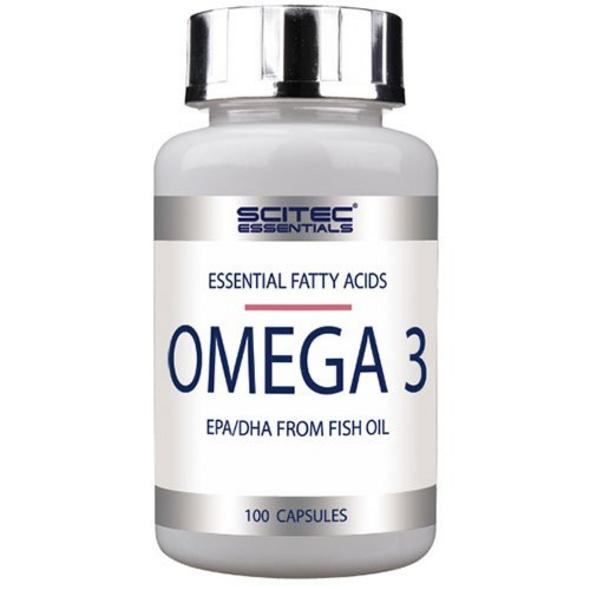 Scitec Nutrition Omega 3 100 Kapseln
