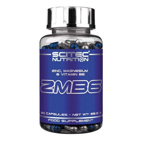Scitec Nutrition ZMB6 60 Kapseln