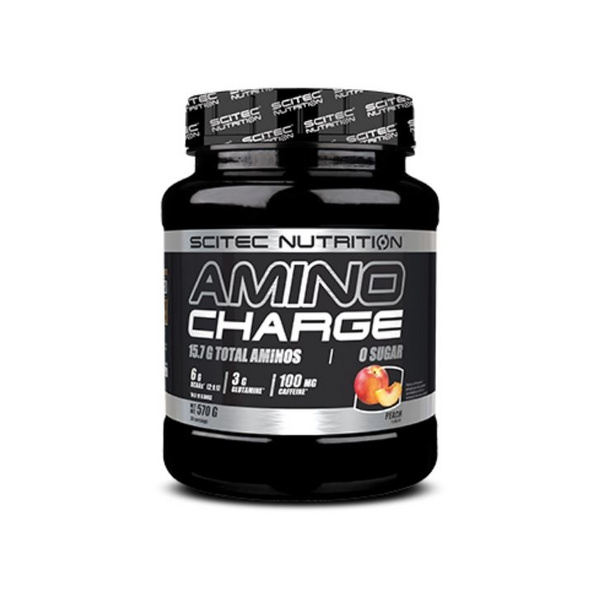 Scitec Nutrition Amino Charge 570g-Cola