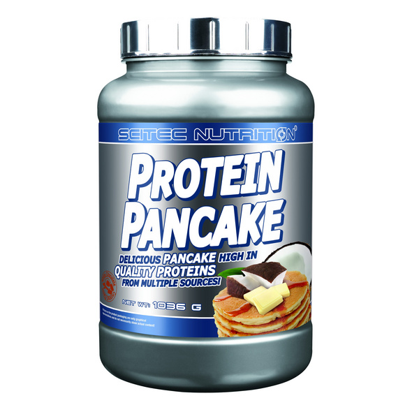 Scitec Nutrition Protein Pancake 1036g-Cottage Cheese