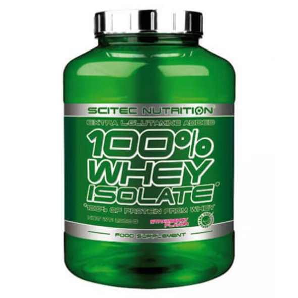 Scitec Nutrition 100% Whey Isolate 2000g-Schokolade