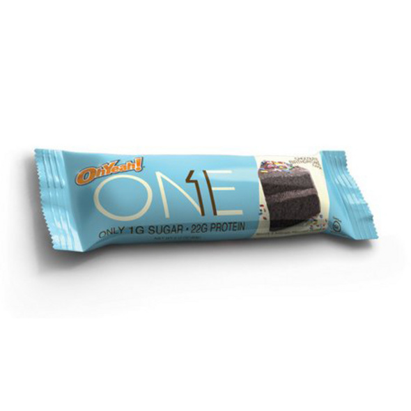 OhYeah! ONE Bar 60g-Chocolate Brownies