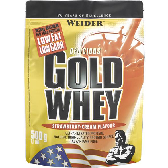 Weider Gold Whey 500g-Coconut-Cookie
