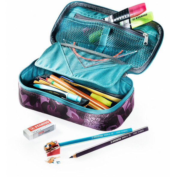 Deuter Schlampermäppchen Pencil Case midnight lario