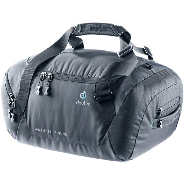 Deuter Reisetasche Aviant Duffel 35l schwarz