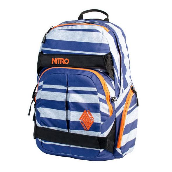 Nitro Rucksack Drifter 27l heather stripe