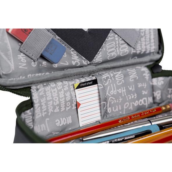 Nitro Schlampermäppchen Pencil Case XL golden mud