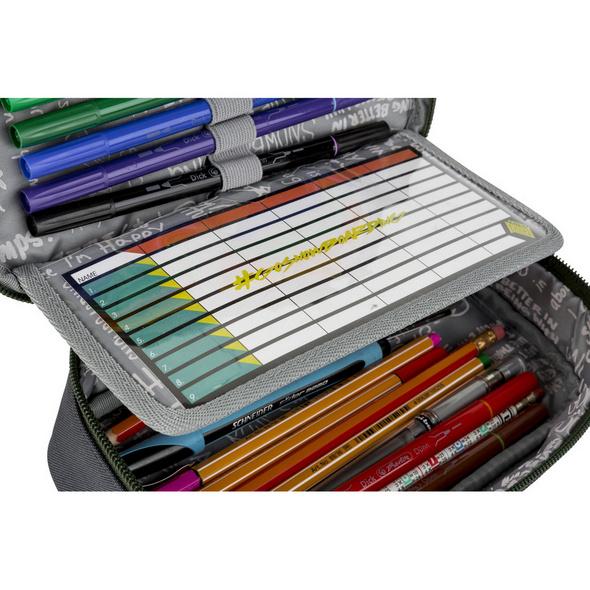 Nitro Schlampermäppchen Pencil Case XL canyon