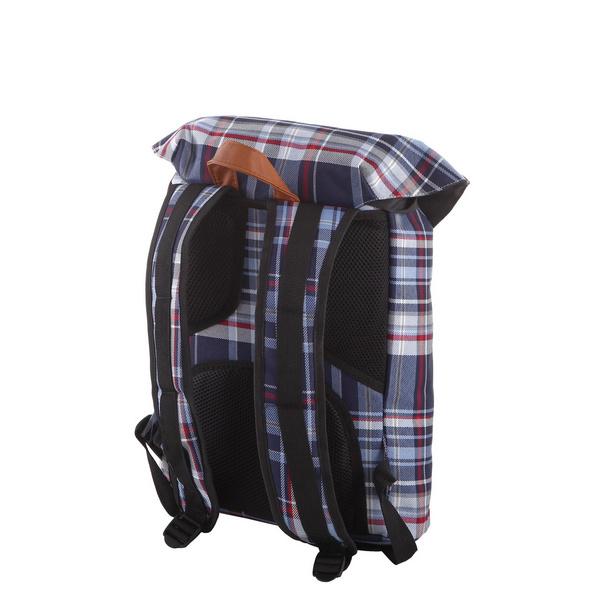 """Dernier Laptop Rucksack R/624 15"""" schwarz"""