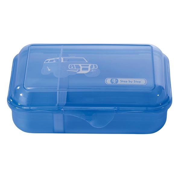 Step by Step Brotzeitdose Lunchbox City Cops