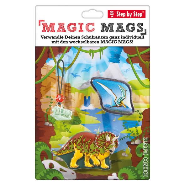Step by Step Ergänzungsset Magic Mags Dino Life