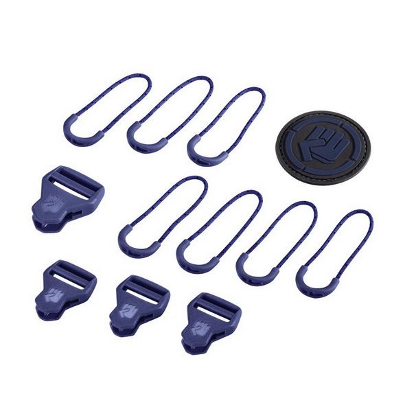 coocazoo Ergänzungsset MatchPatch estate blue