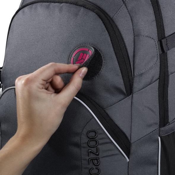 coocazoo Ergänzungsset MatchPatch bright rose