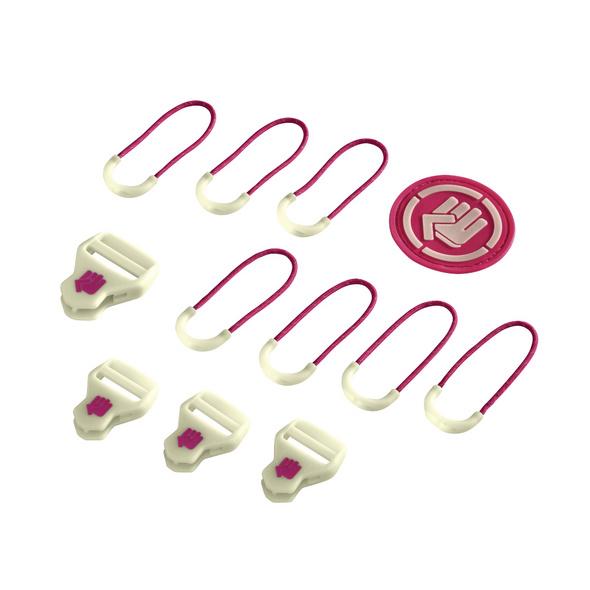 coocazoo Ergänzungsset MatchPatch Special glow pink