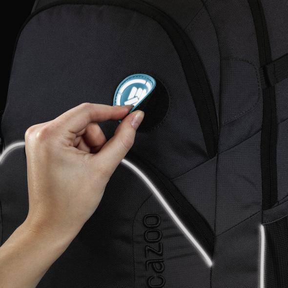 coocazoo Ergänzungsset MatchPatch Special reflective cora