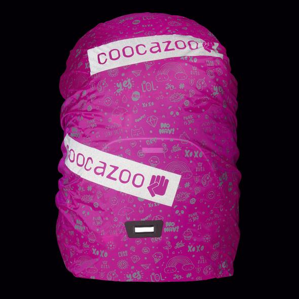 coocazoo Regenhülle Weeper Keeper pink reflect