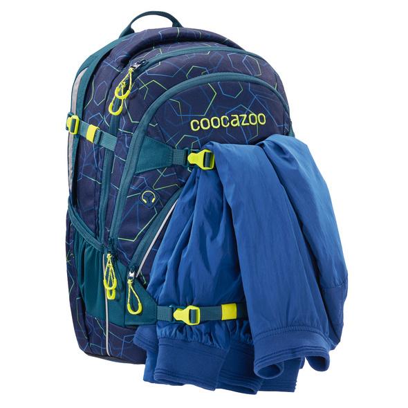 coocazoo Schulrucksack ScaleRale laserbeam blue