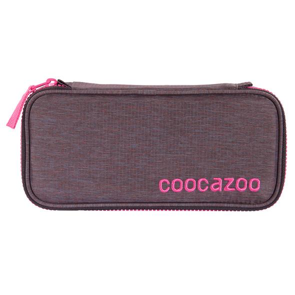coocazoo Schlampermäppchen PencilDenzel mixed melange pink leo