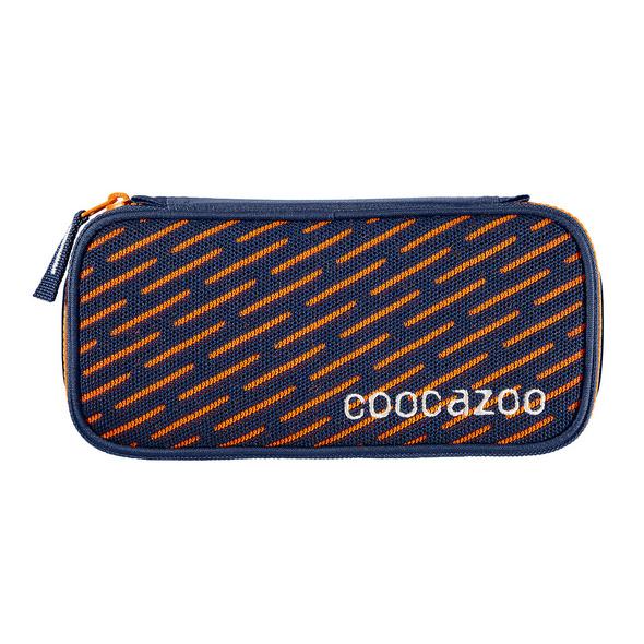 coocazoo Schlampermäppchen PencilDenzel Freaka Sneaka Orange Blue