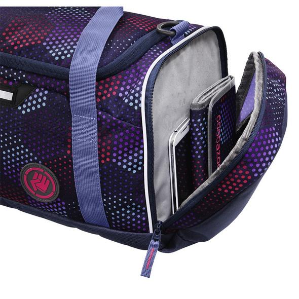 coocazoo Sporttasche SporterPorter 20l purple illusion