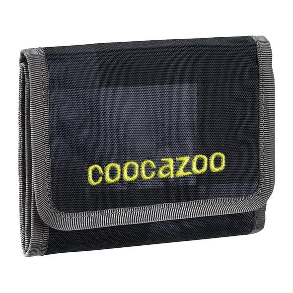 coocazoo Klettverschlussbörse CashDash marmor check
