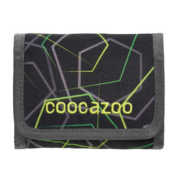 coocazoo Klettverschlussbörse CashDash laserbeam black