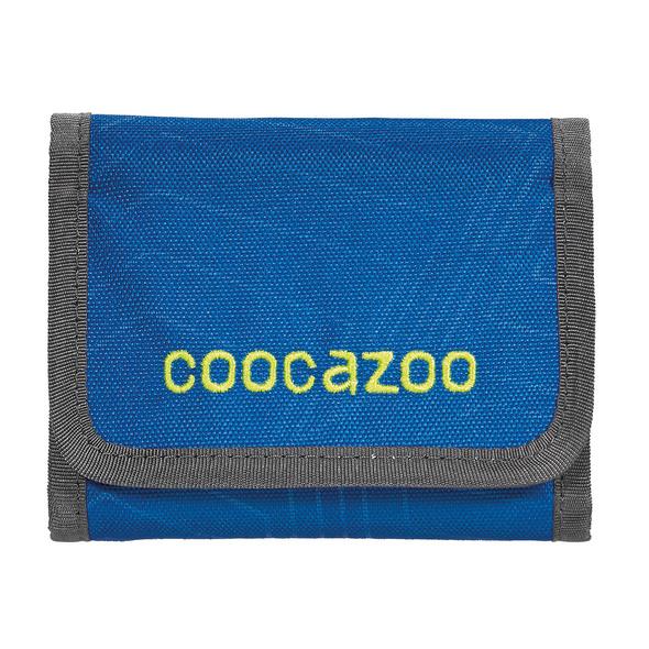 coocazoo Klettverschlussbörse CashDash waveman