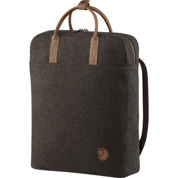 Fjällräven Rucksack Norrvage Briefpack 15l brown