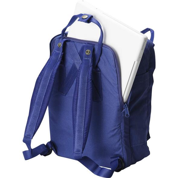 "Fjällräven Laptop Rucksack Kanken 15"" royal blue"