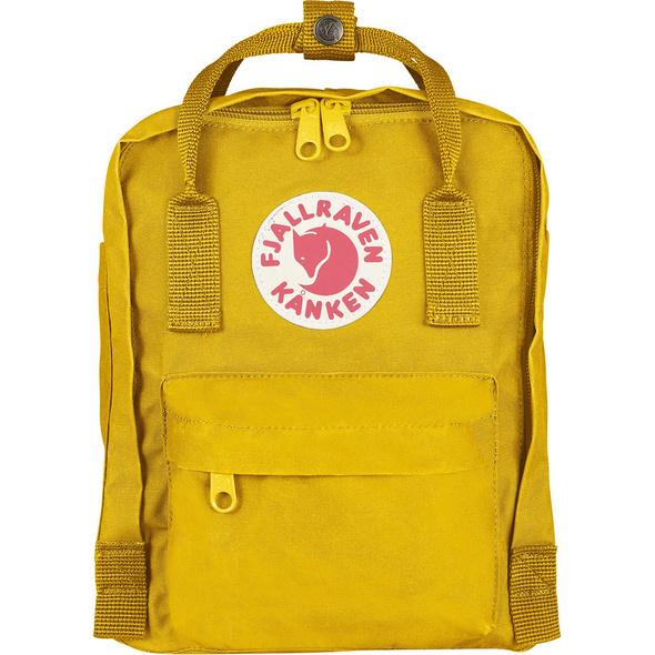 Fjällräven Rucksack Kanken Mini 7l warm yellow