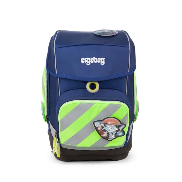 Ergobag Sicherheitsset Cubo mittelgrün