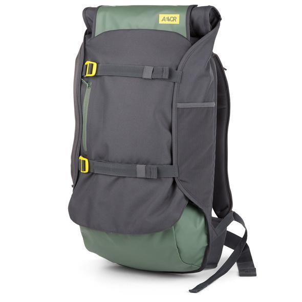Aevor Rucksack Travel 45l echo green