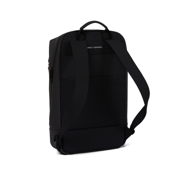 "Salzen Laptop Rucksack Savvy 15,6"" aligned smoke"