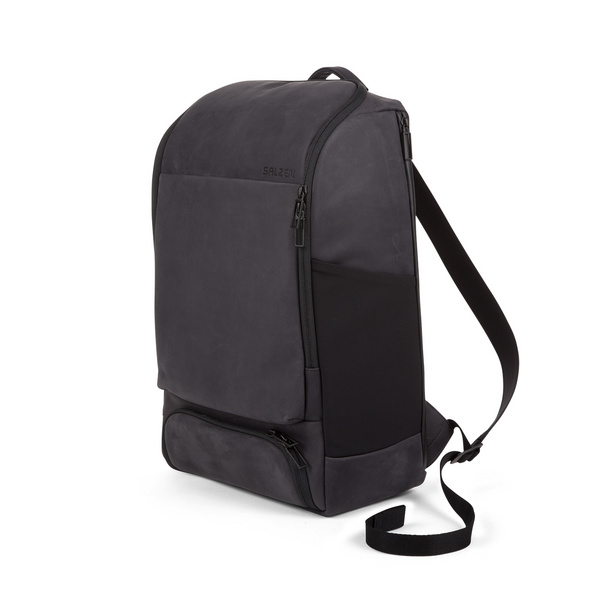 "Salzen Laptoprucksack Sleek Line Alpha 15,6"" charcoal black"