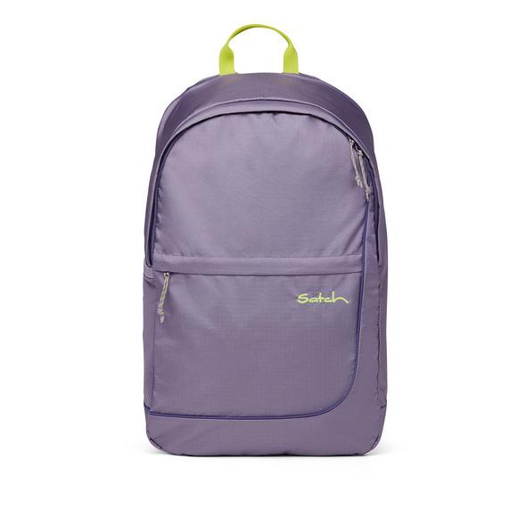 Satch Kinder Rucksack Fly 18l ripstop purple