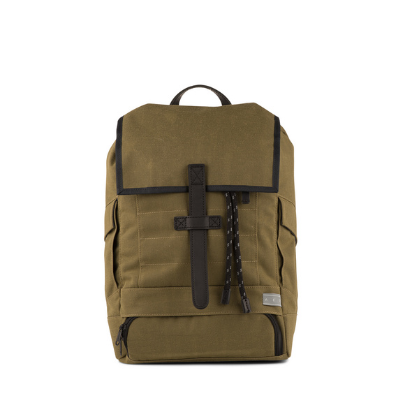 "AEP Laptop Rucksack BETA special 13"" imperial green"