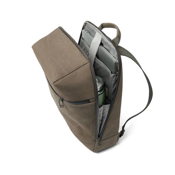 "Salzen Laptop Rucksack Savvy 15,6"" weims taupe"