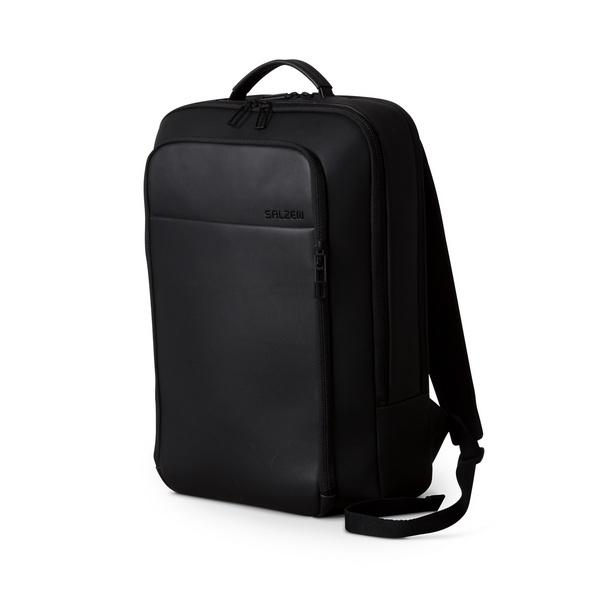 "Salzen Laptoprucksack Redefined Classic 15,6"" total black"