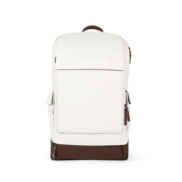"""AEP Laptop Rucksack Alpha Classic Essential 15"""" creme white"""