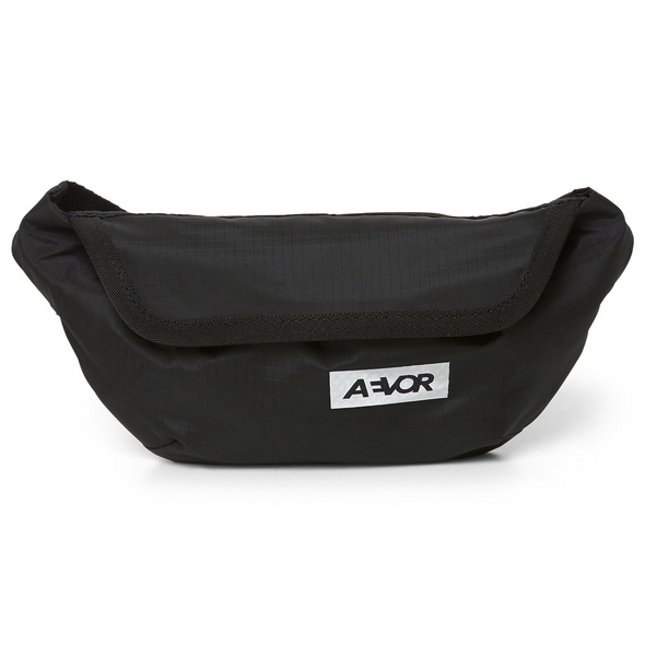 Aevor Bauchtasche Hip Bag Plus black eclipse