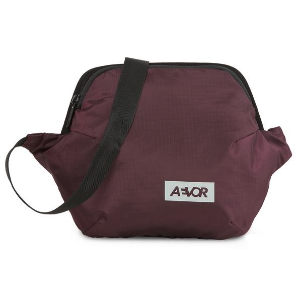 Aevor Bauchtasche Hip Bag Plus ripstop ruby